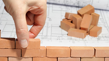 construction: finding ideas and build up for a new home